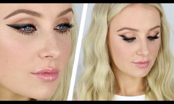 Covergirl Tutorial: DRAMATIC SMOKED EYELINER + SUPERSIZED LASHES! | Lauren Curtis
