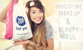 Drugstore Makeup & Beauty Haul | Zoella