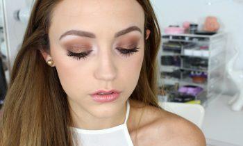 Drugstore Makeup Tutorial | Warm Summer Nights