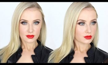 Glam-Rock Party Makeup Tutorial + HUGE GIVEAWAY! | Lauren Curtis