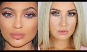 Kylie Jenner Inspired Makeup Tutorial! | Lauren Curtis
