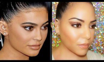 Makeup | Kylie Jenner Makeup Tutorial / Golden Globes 2016