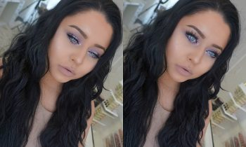 Lilac Glowing SPRING Makeup Tutorial 2016