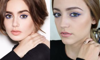 Lily Collins Inspired Makeup Tutorial