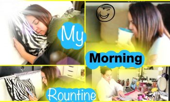 My Morning Routine : Spring 2015 ! Callab w/ Melsmakeup88