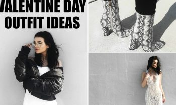Valentine Outfit Ideas LookBook |