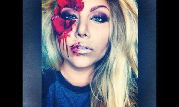 """""""dark queen of hearts"""" makeup tutorial – KnownBeauty.com"""