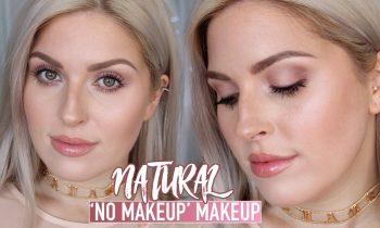 Natural 'No Makeup' Makeup! 🌼 FRESH, FAST & EASY Everyday Makeup! 💕