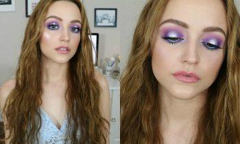 Mermaid Halo Makeup Tutorial