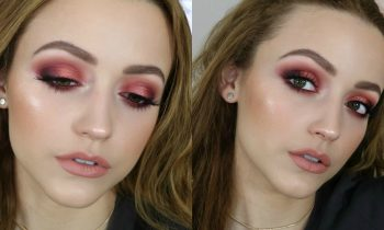 Pink/Berry Smokey Eye | Makeup Tutorial