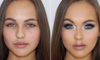 Cool Toned Smokey Eye Client Makeup Tutorial ♡ Jasmine Hand