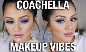 EASY + AFFORDABLE COACHELLA MAKEUP TUTORIAL 2017