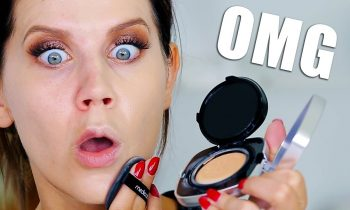 EXTREME COVERAGE CUSHION FOUNDATION TESTED … OMG