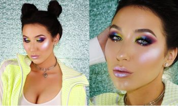 Slay The Rainbow Makeup Tutorial | Jaclyn Hill