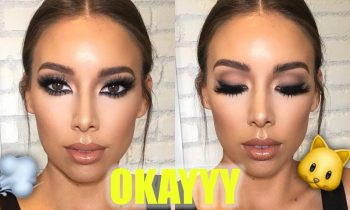 THE ULTIMATE SMOKEY CAT EYE TUTORIAL
