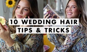 10 Wedding Hair Tips Every Bride Must Know