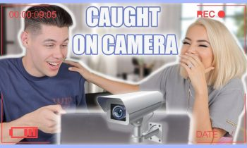 THE THINGS WE'VE CAUGHT ON CAMERA…LOL