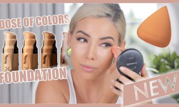 DOSE OF COLORS FOUNDATION..WHAT'S IT ALL ABOUT?!