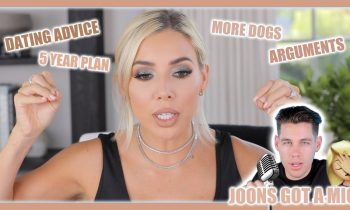 GETTING READY WHILE ARGUING WITH JON | Q&A