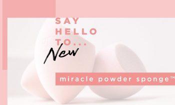 Say Hello To| Miracle Powder Sponge
