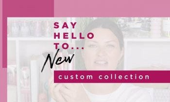 Say Hello To | Custom Collection