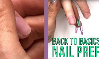Back to Basics: How to Prep a Nail like Kirsty